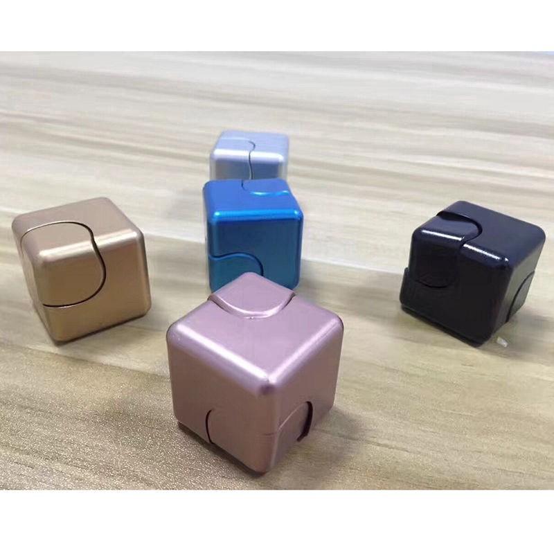 Finger Spinner Hand Spinner Square Fidget Toy EDC Cool Gift EDC Toy for Kids Igod