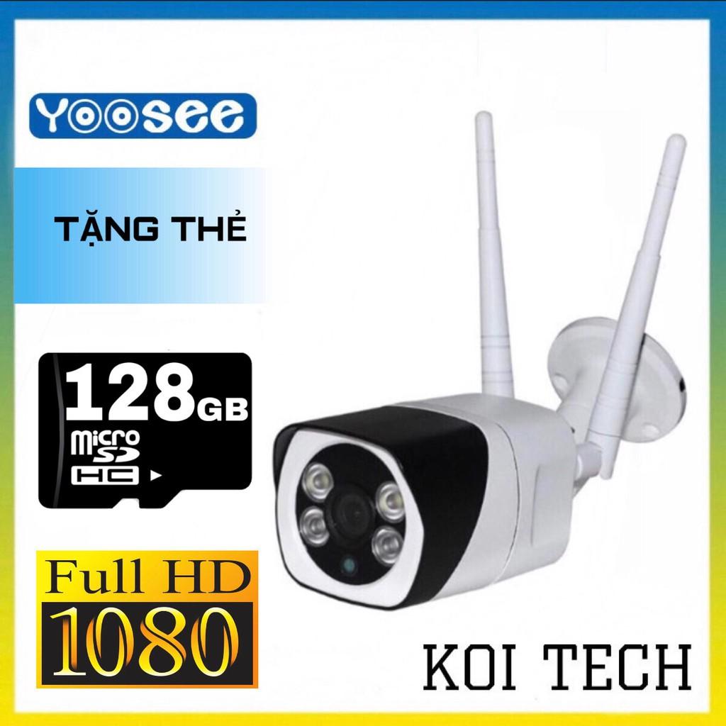 Camera ngoài trời yoosee s10 3.0Mp 1080P Full HD - camera ip wifi ngoài trời 1080p - vienthonghn