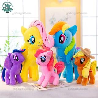 Ngựa Pony Bông, Thú Nhồi Bông Ngựa Pony Tinh Nghịch thumbnail
