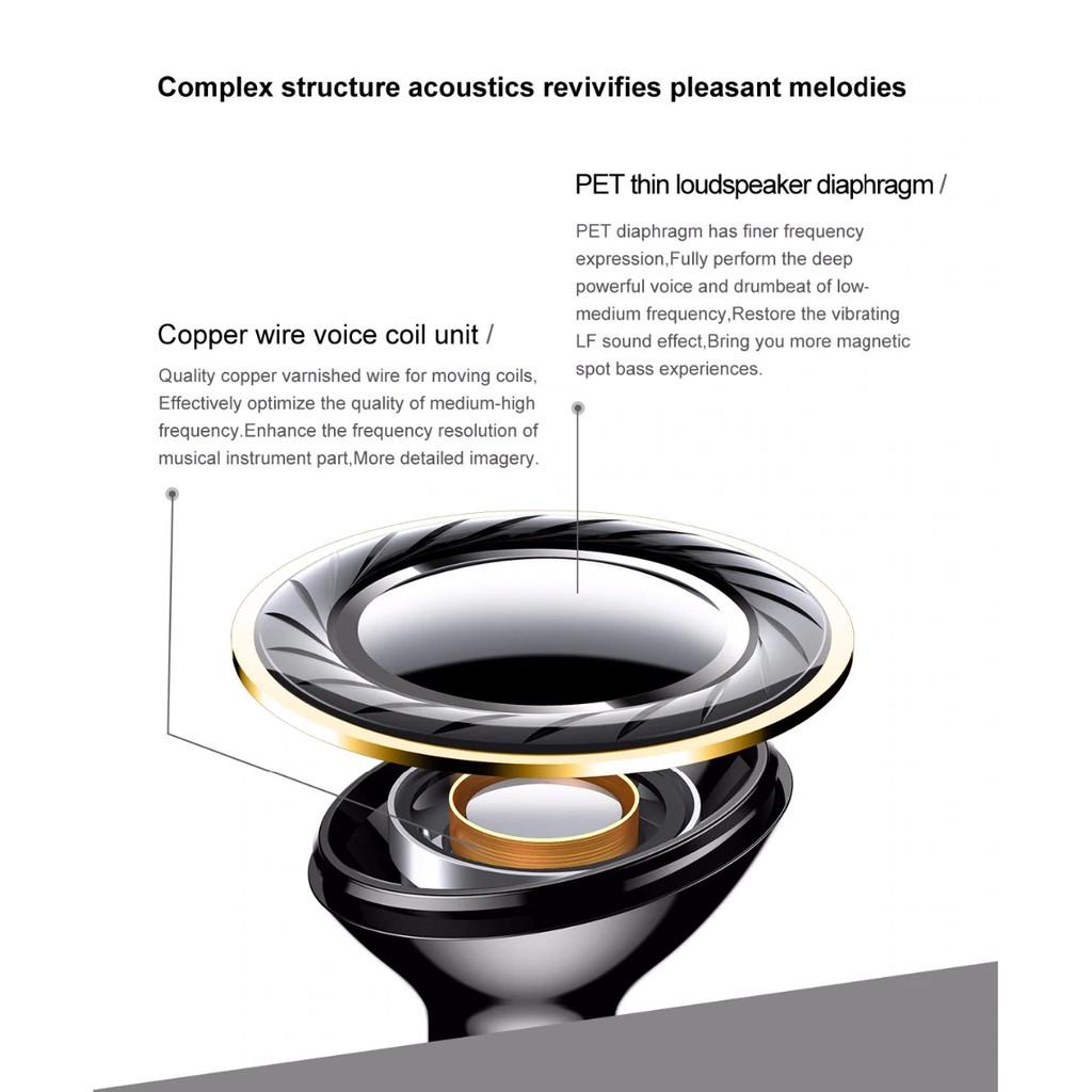 [Mã 157ELSALE hoàn 7% đơn 300K] Tai nghe nhạc thể thao không dây bluetooth Baseus Encok Neck Hung Wireless Earphone S16