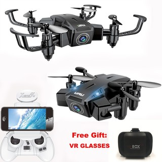 Toys Four-axis remote control aircraft Aerial drone 2 million camera fixed heigh
