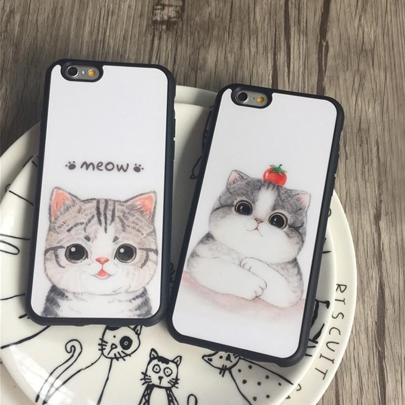 ốp mèo cho iphone