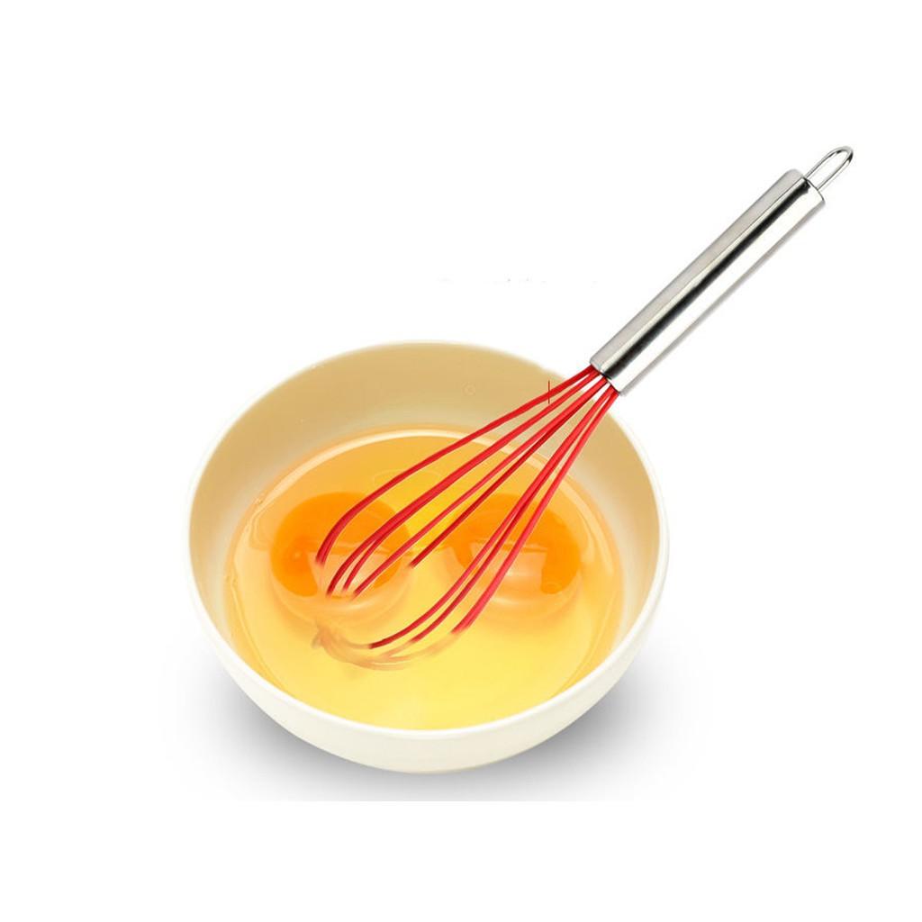 Bộ dụng cụ làm bánh silicone chịu nhiệt, dụng cụ làm bánh 5 món đa năng