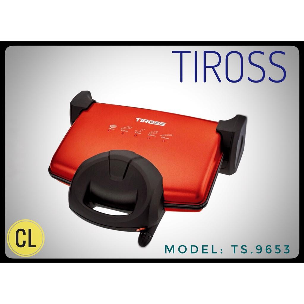 Máy kẹp bánh Tiross TS-9653