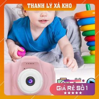 [FreeShipp] [Mã TOY0D giảm 15K đơn bất kỳ] máy ảnh chụp hình sắc nét cho bé