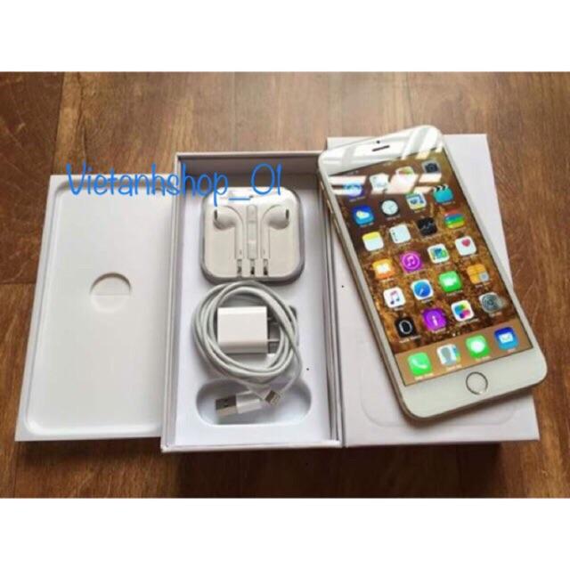 Điện thoại iphone 6 plus 16gb-64gb-128gb.Máy quốc tế.Lỗi vân tay.New99%.có sẵn.??