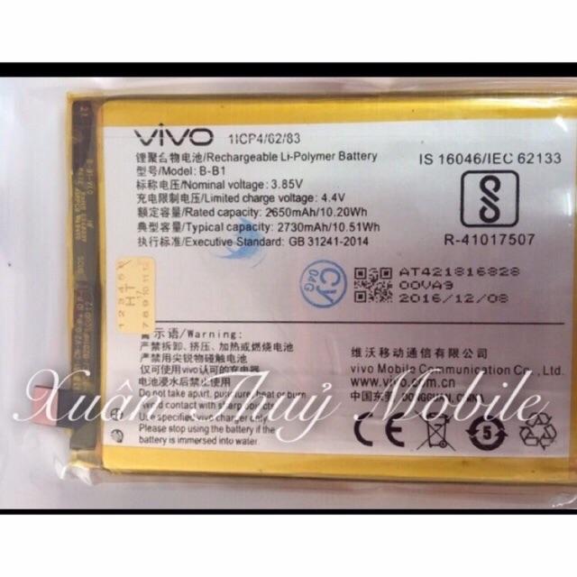 Pin Vivo B-B1 1lCP46283 - 3371226 , 526330679 , 322_526330679 , 146000 , Pin-Vivo-B-B1-1lCP46283-322_526330679 , shopee.vn , Pin Vivo B-B1 1lCP46283