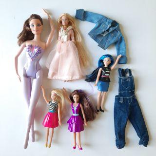 Set búp bê Barbie