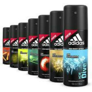 Xịt khử mùi toàn thân nam Adidas Neo Body Spray 150mlp