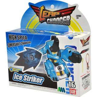 Tốc chiến thần xa – Ice Striker