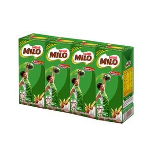 Lốc 4 Hộp 180ml Sữa MiLo Nestlé