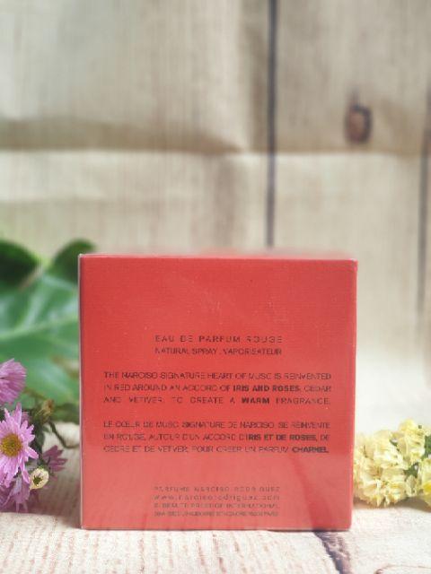Nước hoa Nữ Full Seal Narciso EDP Rouge 30ml