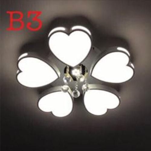 Đèn trần led MONSKY BP312 hiện đại 3 màu ánh sáng