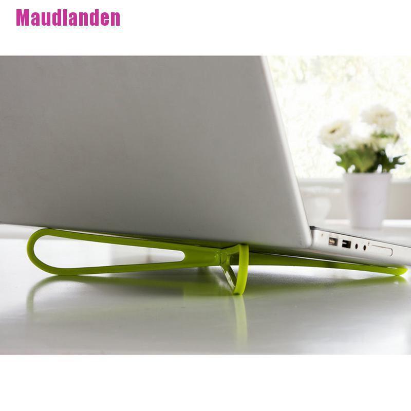 1 Giá Đỡ Tản Nhiệt Bằng Nhựa Cho Laptop