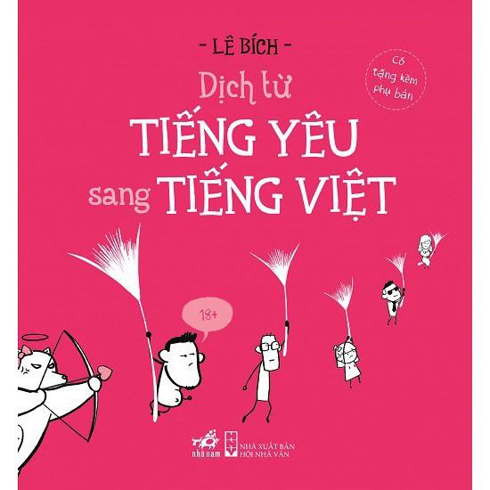 Sách Hay Giảm Mạnh - Dịch Từ Tiếng Yêu Sang Tiếng Việt