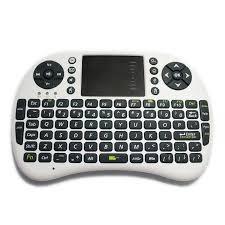 Bàn phím kiêm chuột không dây cho deal 24h Mini Keyboard (Xám)