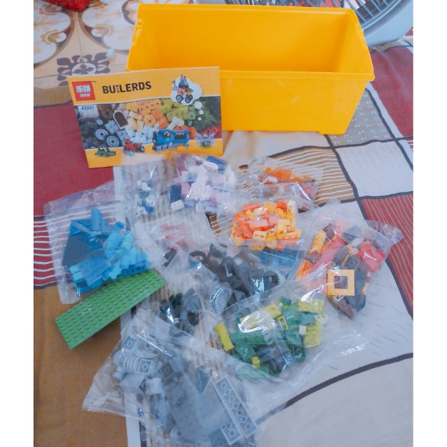 Lego hộp 542 chi tiết