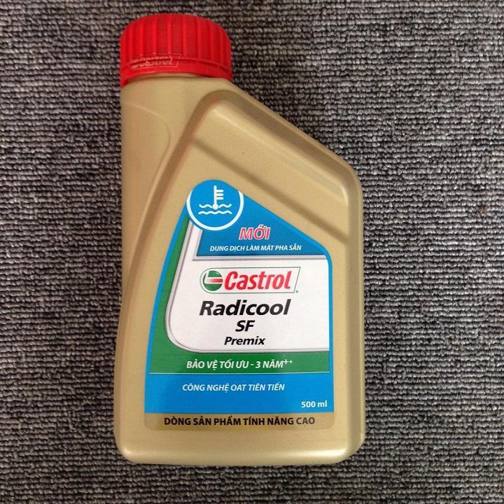 Nước làm mát Castrol Radicool SF Premix 500ml