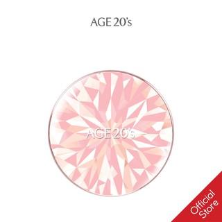 """Phấn Nền Lạnh Kim Cương AGE20's Essence Cover Pact DIAMOND Pink SPF 50+/PA +++ 12.5g giá chỉ còn <strong class=""""price"""">28.900.000.000đ</strong>"""