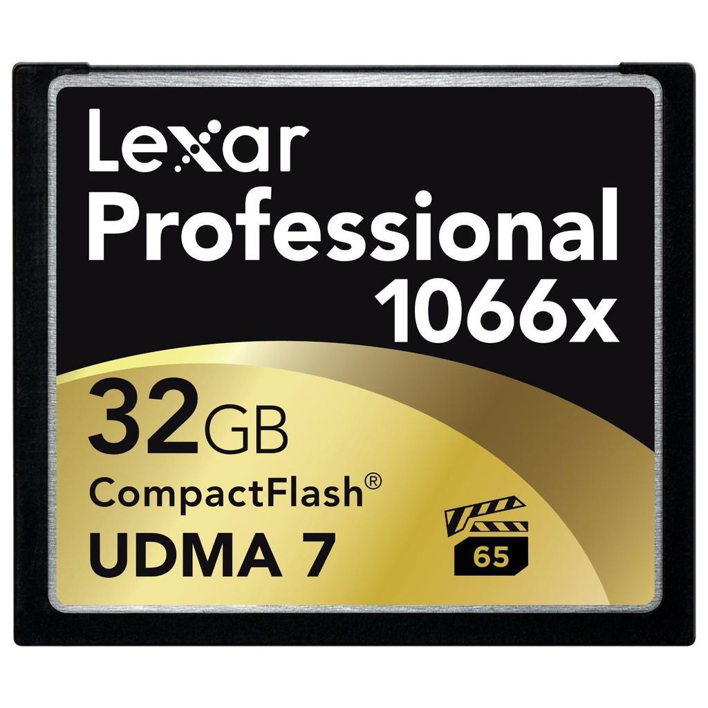 Thẻ Nhớ CF Lexar Professional 1066X 32GB 160MB/s (Đen) - 2535678 , 212356894 , 322_212356894 , 1400000 , The-Nho-CF-Lexar-Professional-1066X-32GB-160MB-s-Den-322_212356894 , shopee.vn , Thẻ Nhớ CF Lexar Professional 1066X 32GB 160MB/s (Đen)