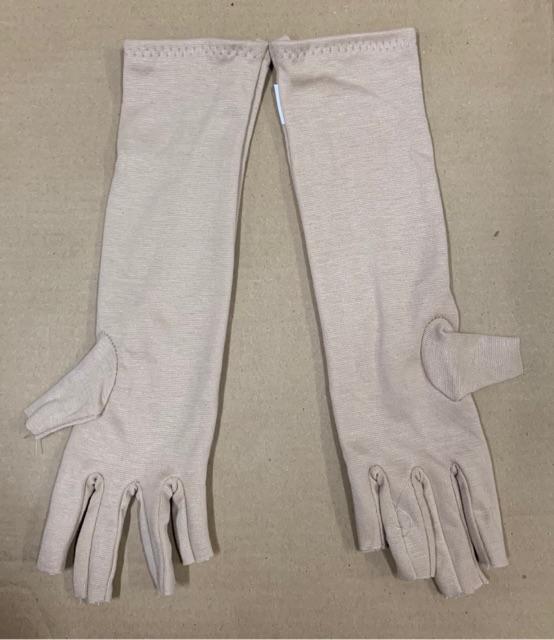 combo 2 găng 4t cotton cắt 5 ngón