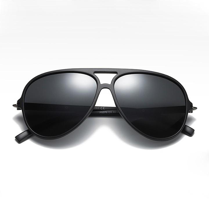Mắt kính thời trang Unisex PE0076 - Tròng Polaroid