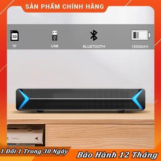 [BH 12 Tháng] Loa Thanh soundbar 2.2 Bluetooth SADA T13, Công Suất 10w, Âm Thanh Siêu Trầm, Dùng Cho Máy Tính Pc, TV thumbnail
