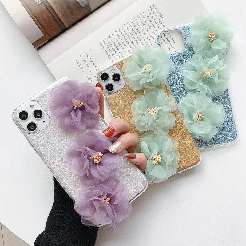 Xiaomi Redmi K20 Note 8 7 6 5 4X Pro 5A S2 Y1 Y2 Casing Glitter Bling 3D Flowers Cases Soft Covers Protection Readystock - 23075330 , 7112929434 , 322_7112929434 , 134000 , Xiaomi-Redmi-K20-Note-8-7-6-5-4X-Pro-5A-S2-Y1-Y2-Casing-Glitter-Bling-3D-Flowers-Cases-Soft-Covers-Protection-Readystock-322_7112929434 , shopee.vn , Xiaomi Redmi K20 Note 8 7 6 5 4X Pro 5A S2 Y1 Y2 C