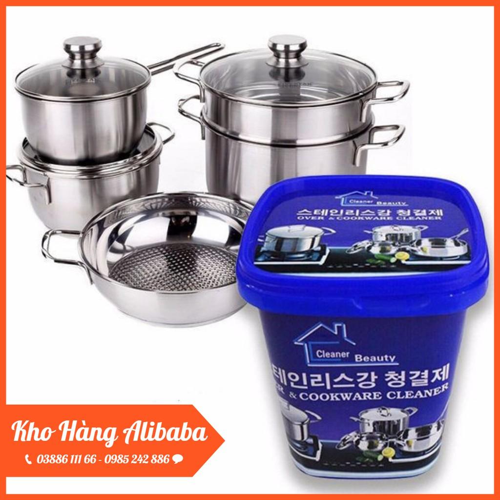 Kem Tẩy Xoong Nồi Đa Năng Hàn Quốc Siêu Sạch [TRỢ GIÁ]