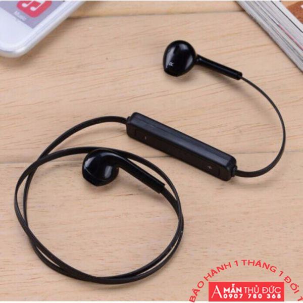 [SALE KHỦNG] Tai nghe nhét tai bluetooth S6 Pro chính hãng