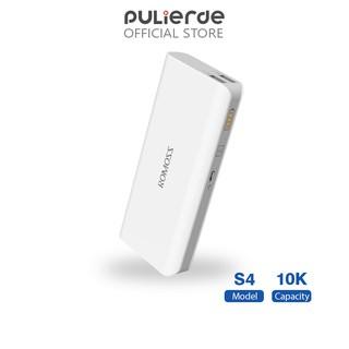 Pin sạc dự phòng PULIERDE Sense4 10400mAh thiết kế thời trang tiện dụng