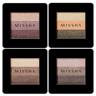 Phấn Mắt Missha The Style Triple Perfect Shadow 2g thumbnail