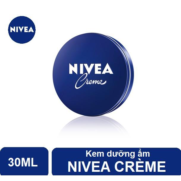 Kem dưỡng ẩm da NIVEA Crème 30ml - 80101