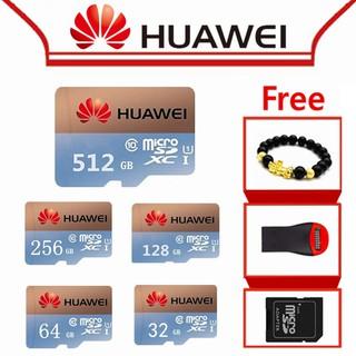 Bộ thẻ nhớ tốc độ cao Huawei Class 10 128GB 256GB 512GB Micro SD SDHC TF thumbnail