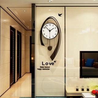 Đồng hồ treo tường quả lắc CL009 – sang trọng và tinh tế