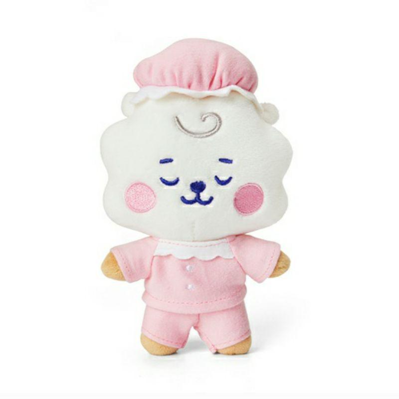 [ săn sale new goods BT21 Limited ] Dream baby BT21 – gấu bông búp bê đồ ngủ, quần áo tách rời