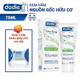 Kem hăm nguyên liệu hữu cơ Dodie 75ml thumbnail