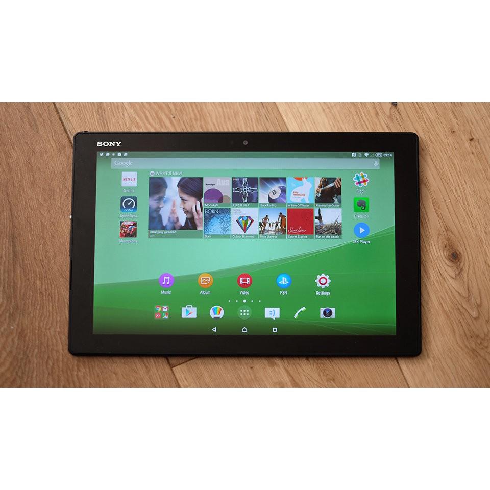 Máy Tính Bảng Sony Xperia Tablet Z4 siêu mạnh || Siêu mỏng || Kèm Phụ KIện || 4G/WIFI Duy nhất Tại Playmobile