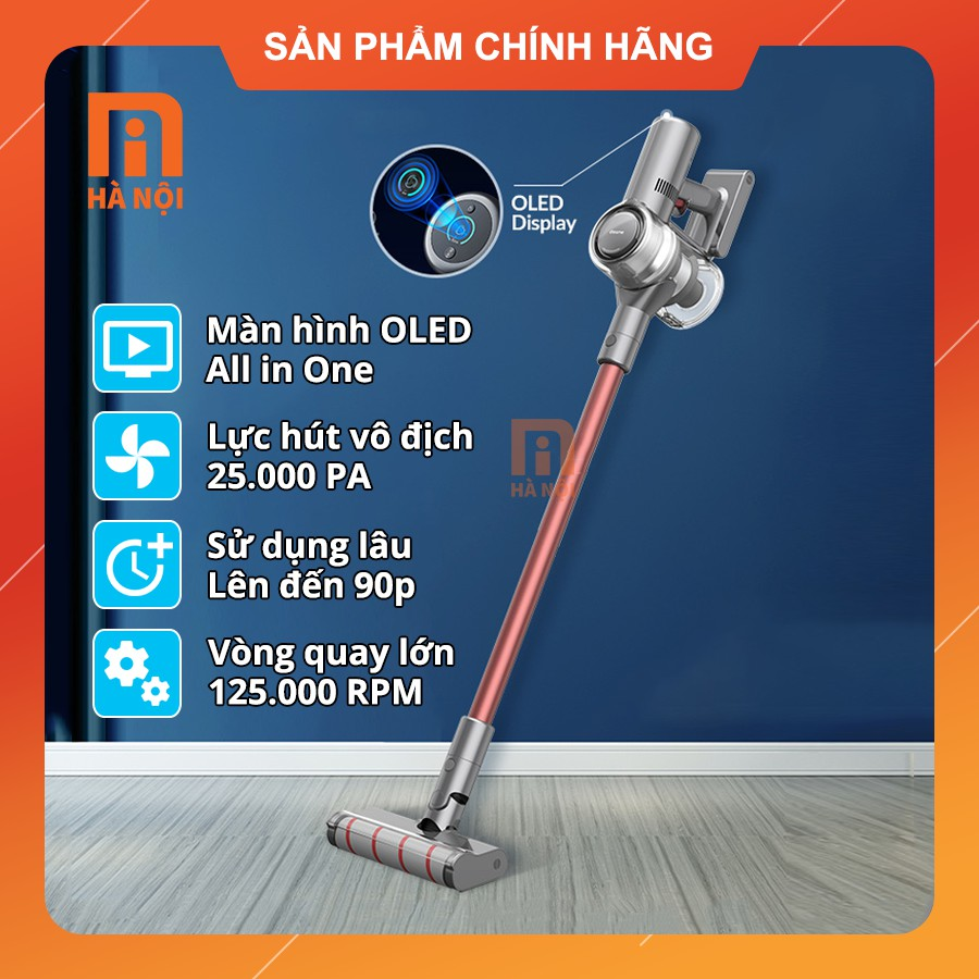 Máy hút bụi cầm tay không dây đa năng Xiaomi Dreame V9 / V10