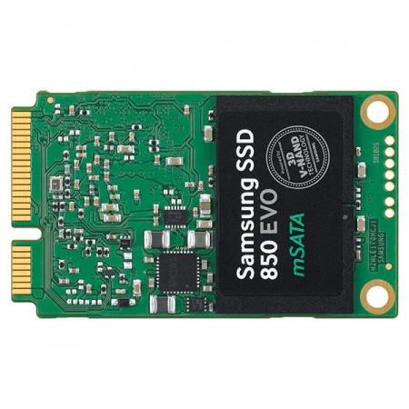 Ổ cứng SSD Samsung 250GB 850EVO MSATA (Đen) - Hãng Phân Phối Chính Thức