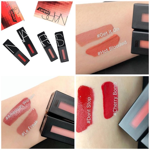 Set son Nars mini