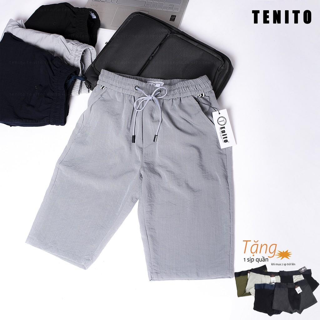(Mua 2 tặng 1 sịp đùi)Quần Đũi Nam Tenito mẫu mới (Hàng Xuất)