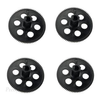 Set Of 4 Metal Spare Part Gear For Visuo Xs809 Xs809hw Xs809hc RC Drone