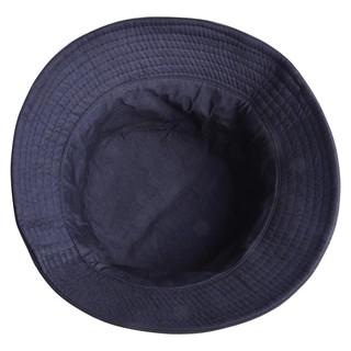 Hình ảnh Nón bucket tròn vành GENZ trơn nhiều màu phong cách Ulzzang Unisex ZA005-1