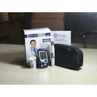 Máy đo đường huyết CLEVER-CHEK TD 4230 thumbnail