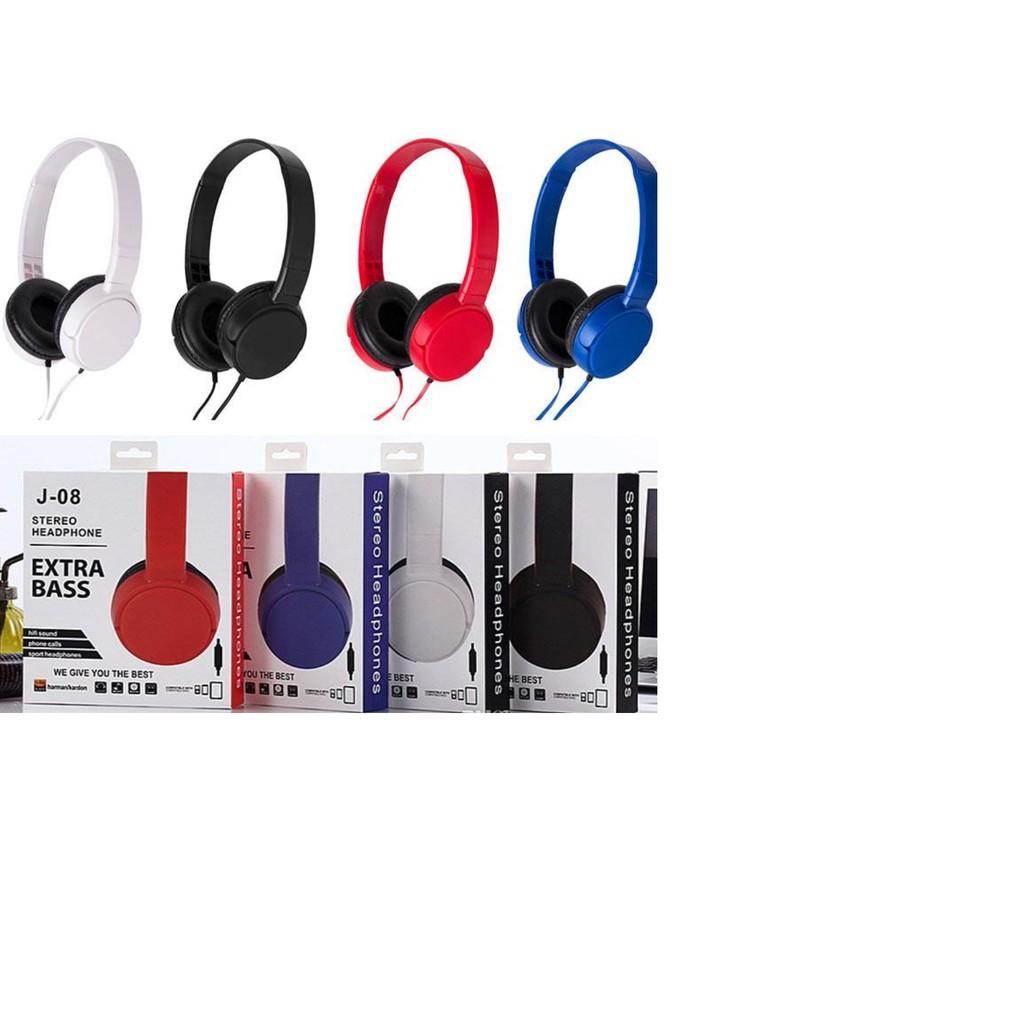 Headphone JBL J08