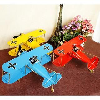 mô hình máy bay đồ chơi bằng kim loại cho bé