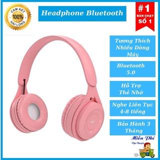 Headphone Bluetooth Y08 (Mẫu mới 2020) – Bluetooth 5.0 – Kiểu Dáng Sang Trọng- Âm Thanh Sắc Nét – Dễ Dàng Sử Dụng