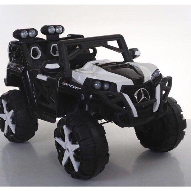 Ô tô điện cho bé ( xe 5 động cơ)