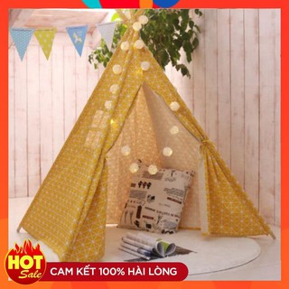 Lều vải tam giác handmade cao cấp